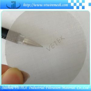 Circle Stainless Steel Filter Disc pictures & photos
