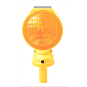 Solar LED Barricade Waning Light Blinker Traffic Lilght pictures & photos