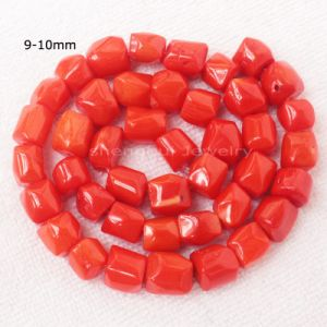 9-16mm Orange Red Coral Freeform Beads Strand pictures & photos