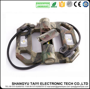 Outdoor Camouflage 2 Super Bright CREE LED Work Light pictures & photos