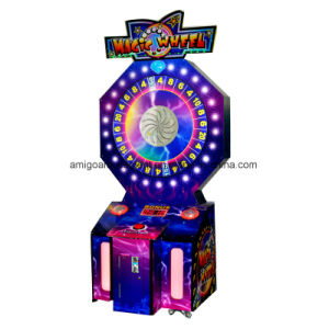Funny Clock Redemption Game Machine for Kids Above 8-Years-Old pictures & photos