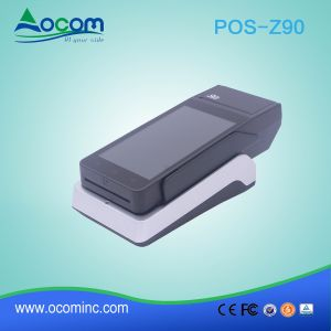 (POS-Z90) Android Mobile POS Terminal System with EMV Certificate pictures & photos