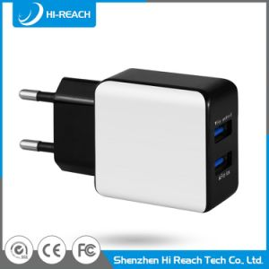Quick 3.0 Travel Fast Charging Portable Two USB Charger pictures & photos