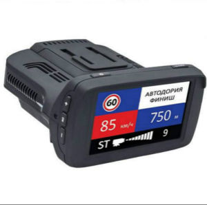 Built in Radar Detector Ambarella Car Camera pictures & photos