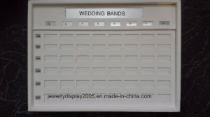 48 Slots Rings Sizes Jewelry Display Storage Holder Case Convenient Tray pictures & photos