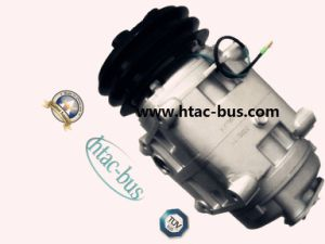 Hot Sales Bus Dks32 Compressor with 2b Clutch pictures & photos