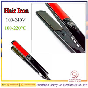 Professional Salon Use Keratin Hair Straightening Flat Iron Ceramic pictures & photos
