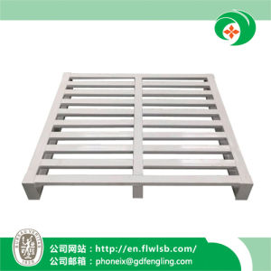 Powder Coating Steel Pallet for Warehouse Storage pictures & photos