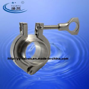 Stainless Steel Sanitary Triclamp Union pictures & photos