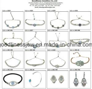 2017 New Design 925 Silver Elegant Bracelet (BT6668) pictures & photos