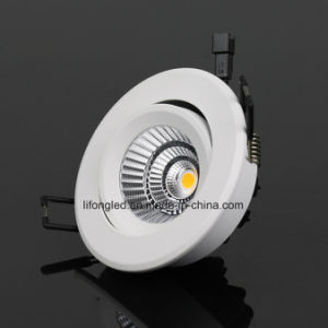 Lifongled 5W 7W COB High Power Ceiling Lighting LED Downlight pictures & photos