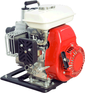1.5 Inch Hongda Type 152f Engine 2.5HP Gasoline Water Pump pictures & photos