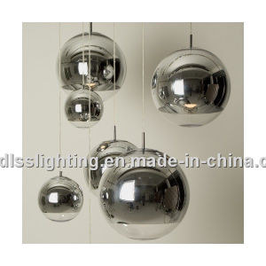 Modern Popular Glass Ball Silver Decorative Pendant Lighting pictures & photos