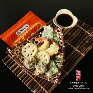 Traditional Japanese Cooking Tempura Batter Mix (Flour) pictures & photos