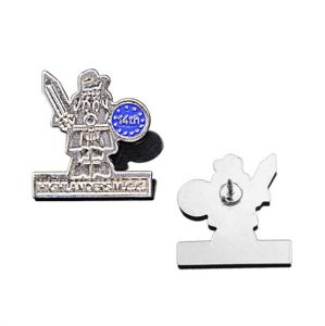 Promotional Metal Police Badge with Custom Design pictures & photos