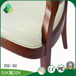 High Quality Luxury Style Birch Chair for Standard Bedroom (ZSC-02) pictures & photos