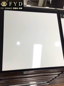 Super White Polished Porcelain Tiles FC6501 Fyd Ceramic pictures & photos
