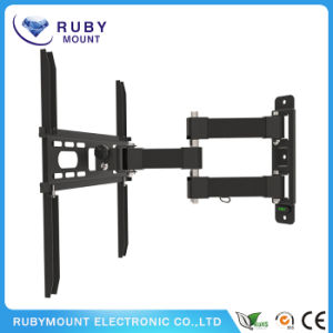 Heavy Gauge Steel Full Motion Wall TV Mount pictures & photos