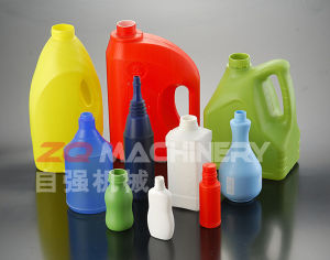 100ml, 200ml, 300ml Small Plastic Cosmetic Bottle Making Machine pictures & photos