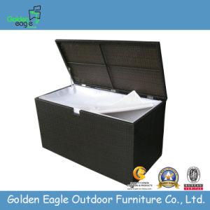Garden Patio Rattan Storage Box