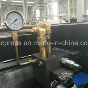 QC12y Series Plate Sheet Metal CNC Cutting Machine (4*2500) pictures & photos