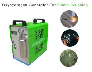 Glass Edge Polishing Crystals Machine Portable Hho Flame Edge Polishing Machine pictures & photos