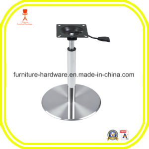 Furniture Hardware Parts Dining Table Base Leg with Adjustable Height pictures & photos