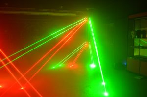 640MW RGB Full Color Laser Spider Light pictures & photos