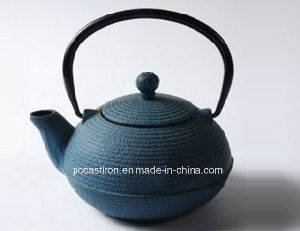 Customize Cast Iron Teapot 0.5L pictures & photos