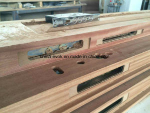 Woodworking CNC Automatic Wood Door Lock Hole and Hinge Boring Machine (TC-60MS) pictures & photos