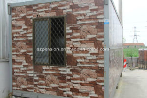 Peison Big Supply Mobile Prefabricated/Prefab House in Different Countries pictures & photos