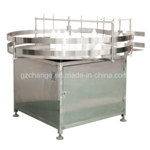 Plastic Glass Bottle Unscrambler Machine with stainless Steel Material pictures & photos