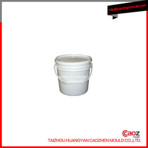 High Quality Plastic Injection Sealing Paint Bucket Mould