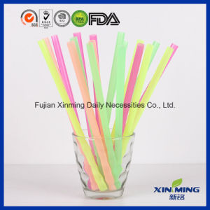 Super Jumbo Straw, Multi-Color Straight Drinking Straw pictures & photos