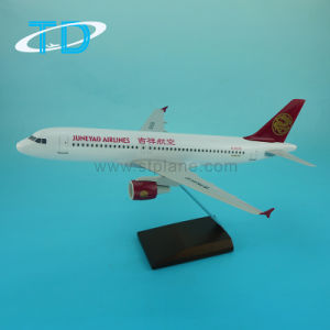 Juneyao Airlines A320 1/100 37.6cm Resin Plane Model pictures & photos