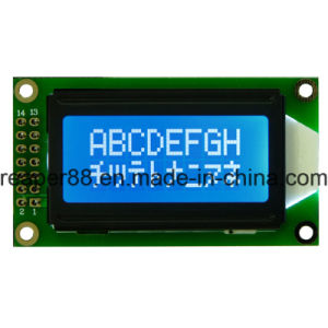 Stn Blue 0802 COB Character LCD pictures & photos