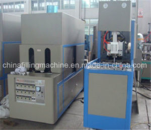 Semi-Automatic China Bottle Blowing Machine with Ce Certificate pictures & photos