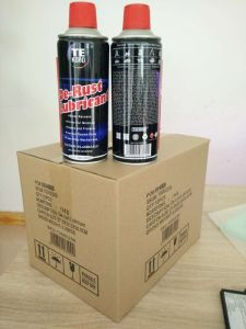 Tekoro Te-40 700ml Aerosol Cans Universal Antirust Lubricating Oil pictures & photos