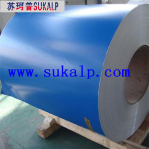 Galvalume Prepainted Steel Coil with Good Price pictures & photos