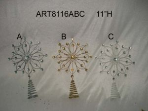 Merry Christmas Home Decoration Metal Tree pictures & photos