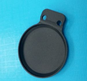 CNC Machined Customized Sensor Housing Parts Made by Aluminum with Anodize pictures & photos