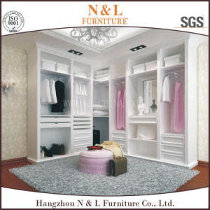 2017 Wholesale Chinese Furiture MFC Bedroom Sets Wooden Wardrobe pictures & photos