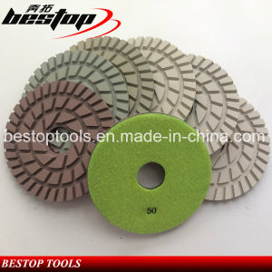 Bestop Diamond Polishing Pads for Terrazzo pictures & photos