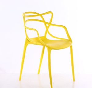 PP Master Dining Chair Outdoor Plastic Chair pictures & photos