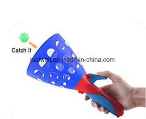 Children′s Toys Outdoors Sports Transmit to Stretch The Catch Ball Game pictures & photos