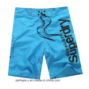 High-End Quick-Drying Mens Beach Short with Custom Logo pictures & photos