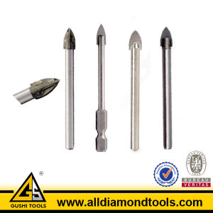 Glass and Tile Drill Bit (HDBG) pictures & photos