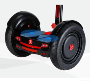 2017 Best Seller 15inch Self Balancing Electric Skateboard with Handle pictures & photos