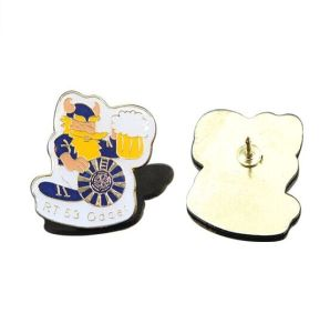 Wholesale Custom Lapel Pins for Souvenir Gift pictures & photos