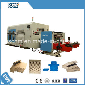 Manual-Auto Integrated Automatic Die Cutting Machine